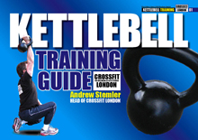 Kettlebell Training Guide front cover