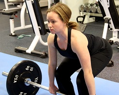 Strength training courses from Gubernatrix- beginners weight training and beginners olympic lifting