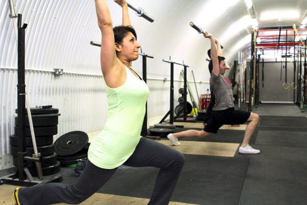 Olympic lifting for beginners in London